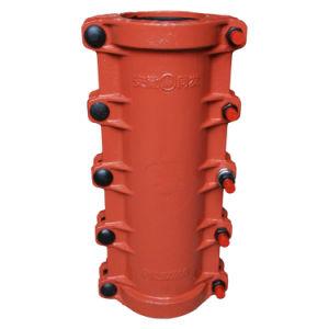 Pipe Repair Clamp P125X500, Pipe Repair Coupling, Pipe Repair Sleeve, Pipe Leak Repair Clamp for PE, PVC Pipe, Leaking Pipe Quick Repair pictures & photos