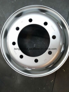 Obt Universal Truck Semi Trailer Steel Rim Wheels pictures & photos