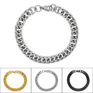 Stainless Steel Jewelry Fashion Men Charm Bracelet pictures & photos