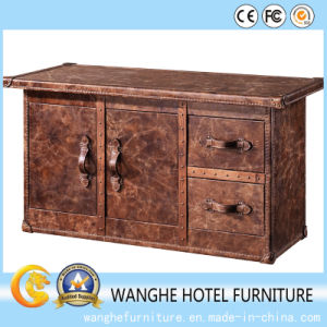High Quality Living Room Side Table Coffee Table with Storage pictures & photos