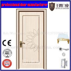 Cheap Price Flush MDF PVC Door pictures & photos