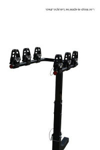 Universal Car Rear Mount 3PCS Bike Carrier / Bike Rack-2017 New pictures & photos