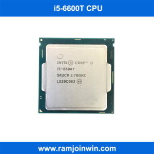 I5 6600t LGA1151 Socket CPU Processor Intel Core pictures & photos