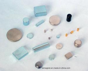 Permanent Ring Sintered Neodymium Rare Earth Magnet pictures & photos