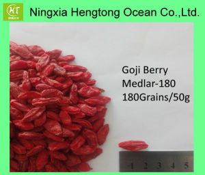 Chinese Air Dried Hor Sale Organic Goji Berry 100% Natural pictures & photos