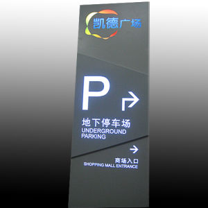 Outside Attractive Stainless Steel Directory Traffic Sign pictures & photos
