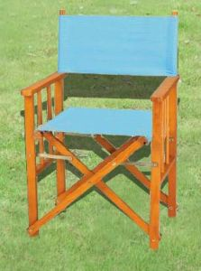 Outdoor Modern Wooden Chair Folding Camping Fishing Chair