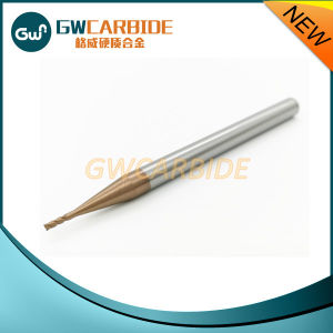 Carbide Vertical Milling Cutter HRC60 End Mill pictures & photos