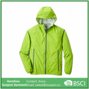 Stormy Trail Reflective Jacket for Men pictures & photos