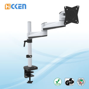 Wholesale Vesa 75/100 Adjustable Computer LCD Monitor Mount HK-Ms12 pictures & photos