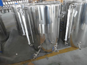 75 Gallon Brew Kettle with Tangential Inlet and Sight Glass pictures & photos