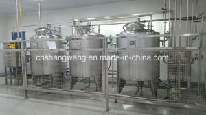 Complete Dairy Milk Production Line pictures & photos