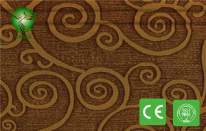 WPC Wall Panel New Ceiling or Decoration Wall, 3D Wall Panel From China pictures & photos