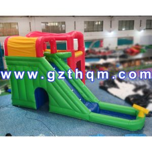 Inflatable Water Slide Giant Inflatable Water Slide for Kids pictures & photos
