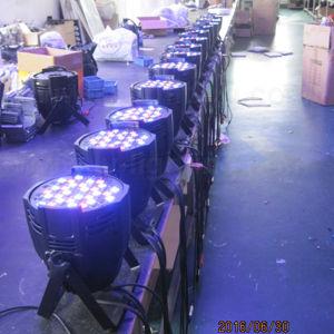 DMX 54PCS 3W Wireless LED PAR Can Motorized Stage Lighting pictures & photos