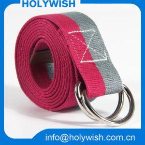 Wholesale Custom Webbing Polyester/Nylon Lady Waist Belt