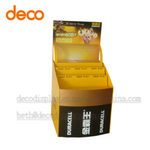 Cardboard Paper Display Carton Display Rack for Retail pictures & photos