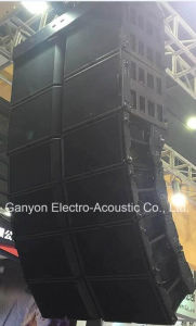 "K2 Dual 12"" 3-Way Line Array, Professional Loudspeaker pictures & photos"