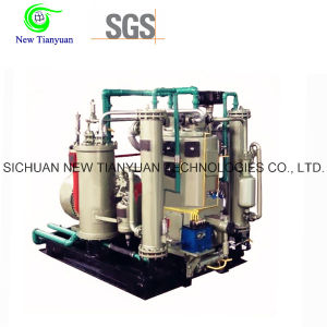 1.9-8MPa Gas Pressure Boosting Piston Type Gas Compressor pictures & photos