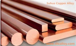Alloy 25 Beryllium Copper Rods pictures & photos
