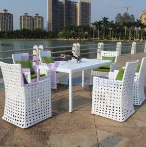 Luxury Garden Sectional Wicker Sofa Rattan Outdoor Furniture pictures & photos