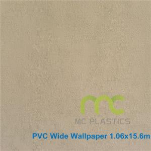 PVC Vinyl Wallpaper, Wide Size/Pure Color/ Projective Decoration for Public Places pictures & photos