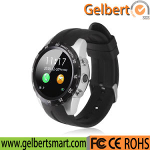 Kw08 Touch Screen Bluetooth Waterproof Smart Watch for iPhone Android pictures & photos