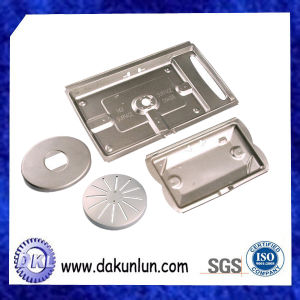 Various High Precision Customized Aluminum Stamping Parts pictures & photos