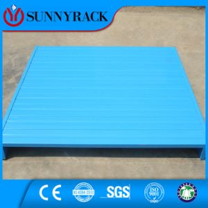 Steel Stackable Steel Pallet for Warehouse pictures & photos