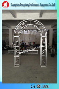 Truss Display Decoration Arch Lighting Truss Roof Trusses pictures & photos