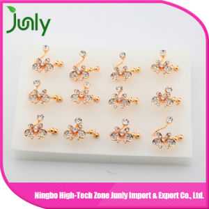Fashion Women Simple Finger Rings Gold Ring Molds pictures & photos