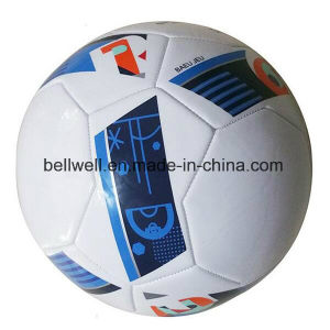 Excellent Quality Classical PVC Training Soccer Ball pictures & photos