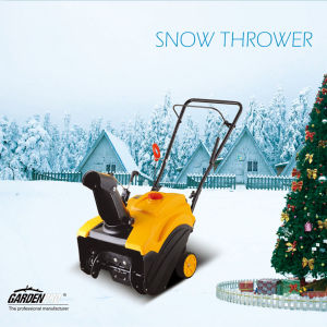 High Quality Garden Snow Thrower pictures & photos