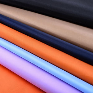 High Quality Polyester Taffeta Fabric pictures & photos