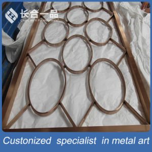 Modern Design Laser Cut Partition Screen for Room Divider pictures & photos