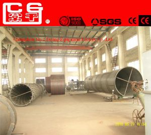 Professional Rotary Kiln Cement Plant Construction with Low Cost pictures & photos