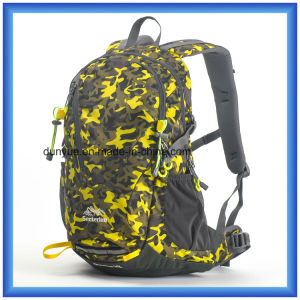 Newest 30L Camouflage Nylon Mountaineering Backpack, Outdoor Hiking Backpack Bag, Multi-Functional Climbing Camping Backpack pictures & photos