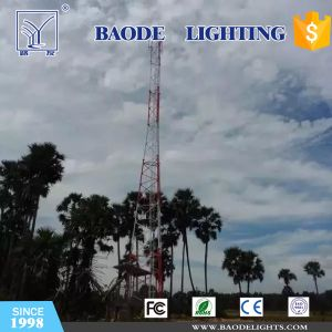 FDD-Lte Antenna Mast and Communication Tower for China Telecom pictures & photos