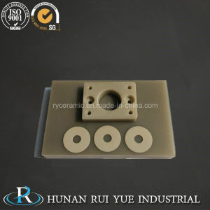 Polished Industrial Textile Alumina Ceramic Part pictures & photos