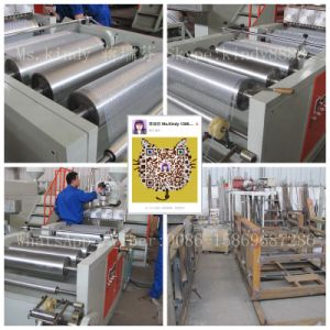 Ybpe-600/800 Air Bubble Film Machine