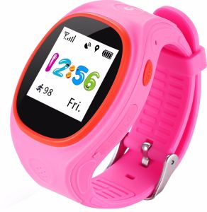 Kids GPS Tracking and Remote Monitor Smartwatch pictures & photos