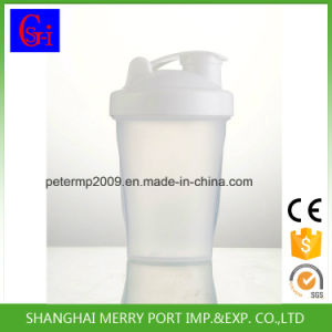 Function Shaker Water Bottle with Metal Ball (400ML) pictures & photos
