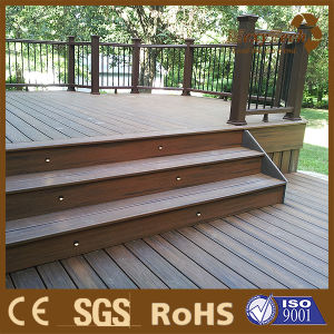 Manufacturer WPC Decking Board for Outdoor Decoration pictures & photos