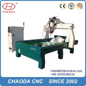 Artificial Stone Engraving Machines CNC Router with 4th Rotary pictures & photos