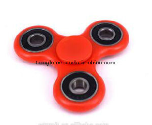2017 Hot Sale 608 Ball Bearing Plastic Metal EDC Hand Spinner Fidget Spinner pictures & photos
