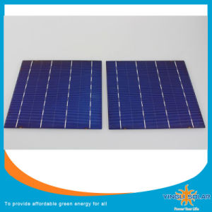 Monocrystalline and Polycrystalline Solar Cell pictures & photos