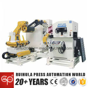 Automatic Feeder with Decoiler and Straightener Using in Press Machine pictures & photos