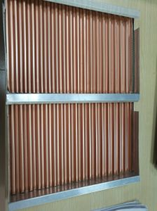 Perforated Decorative Aluminum Corrugated Ceiling Tiles pictures & photos