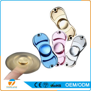 Handspinner Aluminum Fingertip Gyro Decompression Gyro pictures & photos