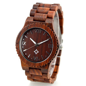 2017 Business Wooden Fashion Watch pictures & photos